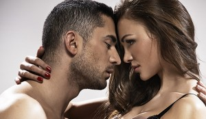 sexual attraction between a man and his girlfriend