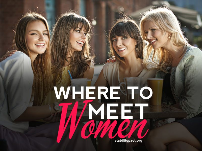 Find out where to meet women you actually want to date as we explore the best places to meet single women.