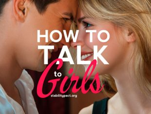 Confront your fears and learn how to talk to girls you like.