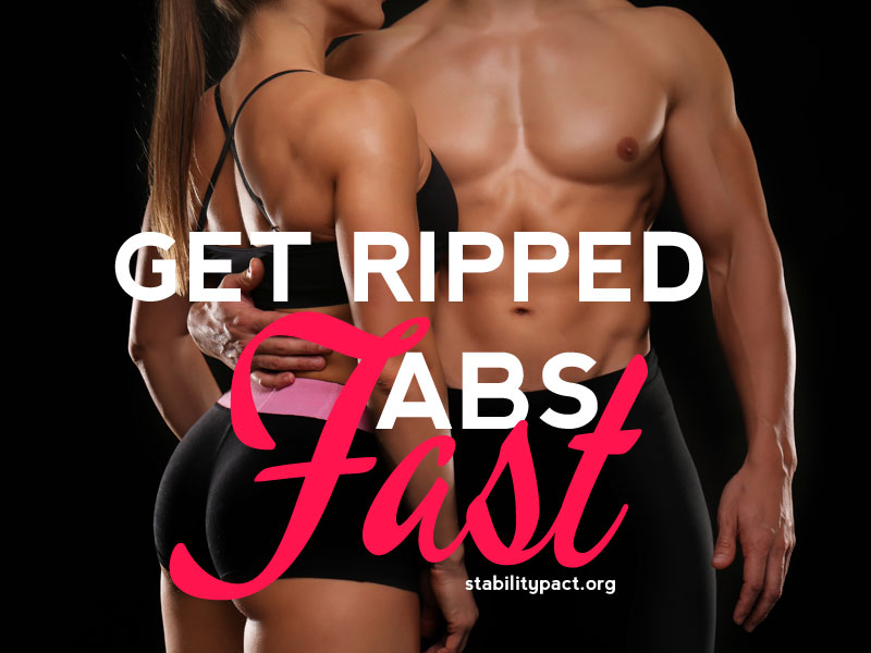 Read our review of 0-6 Pack Abs and learn how to get ripped abs fast.