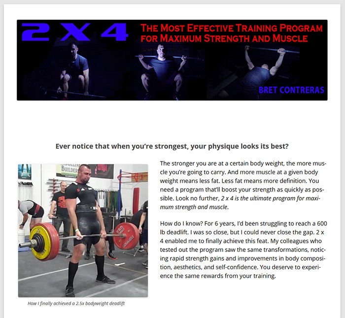 Download The 2x4 Maximum Strength PDF Ebook