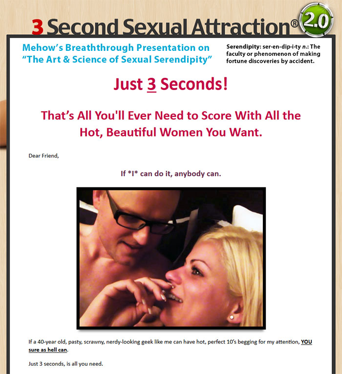 Download The 3 Second Sexual Attraction PDF Ebook