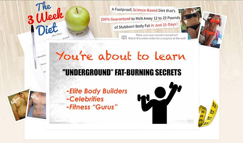 Download The 3 Week Diet PDF Ebook