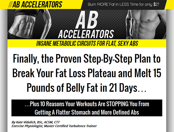 Download Ab Accelerators By Kate Vidulich