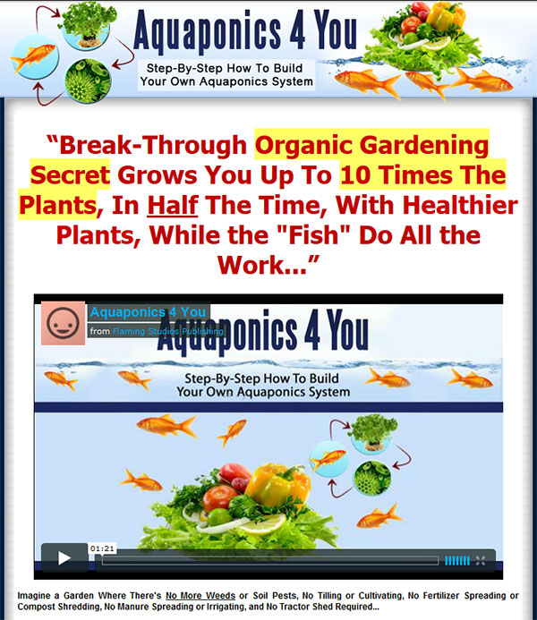 How to diy aquaponics pdf download