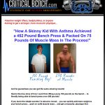 Mike Westerdal Critical Bench Review And Buyer's Guide
