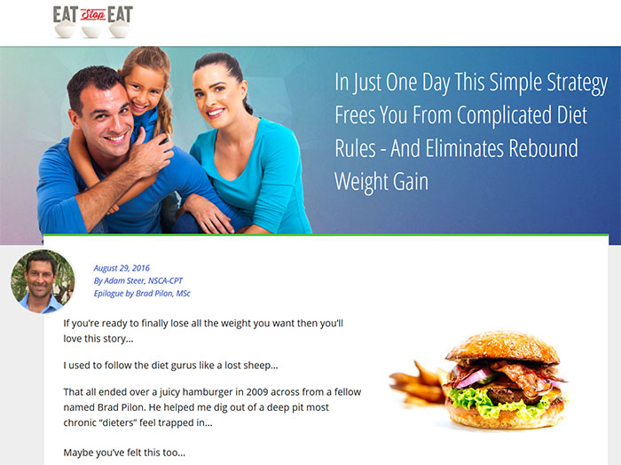 Download The Eat Stop Eat PDF Ebook