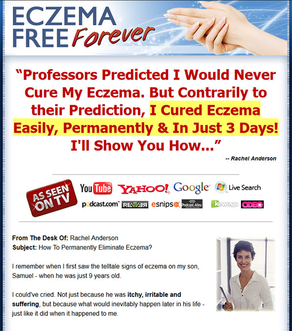 Download The Eczema Free Forever PDF Ebook