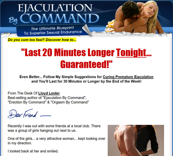 Download The Ejaculation By Command PDF Ebook
