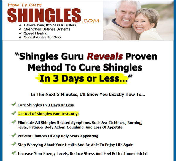 Download The Fast Shingles Cure PDF Ebook