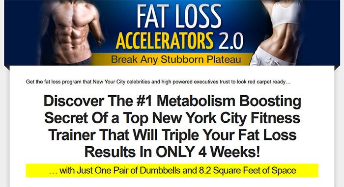 Download The Fat Loss Accelerators PDF Ebook