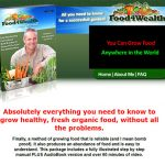 Jonathan White Food 4 Wealth Review And Buyer's Guide