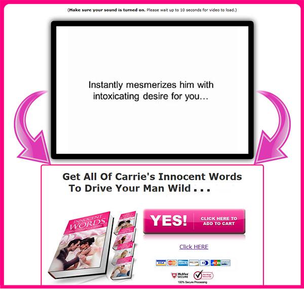 Download The Innocent Words That Drive Men Wild PDF Ebook