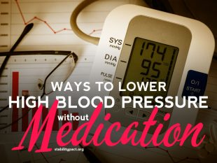 Here are 6 ways to naturally lower high blood pressure without medications or drugs.